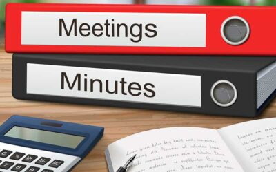 Do You Need Meeting Minutes?