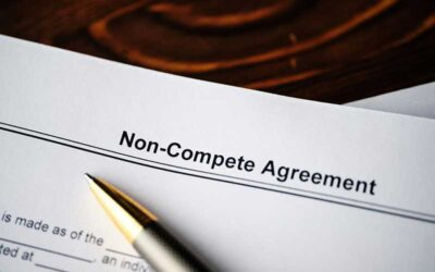 Can My Employer Enforce a Covenant Not to Compete?